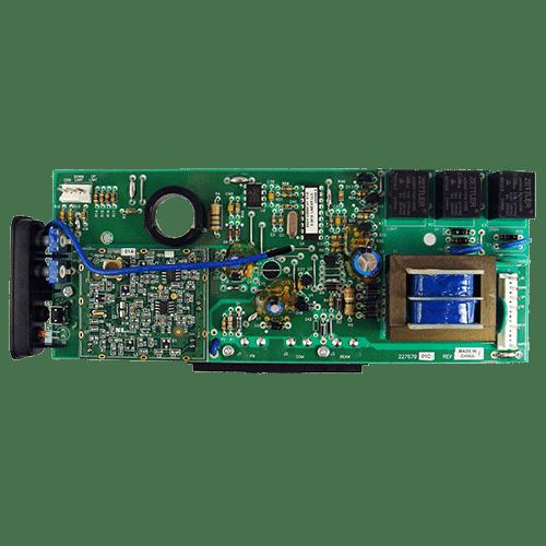 Linear Garage Circuit Board Front
