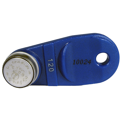 Schlage iButton   HID Proximity Combo Key Fob Front