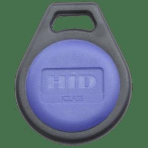 Keyscan 36 Bit HID iClass Key Fob Front
