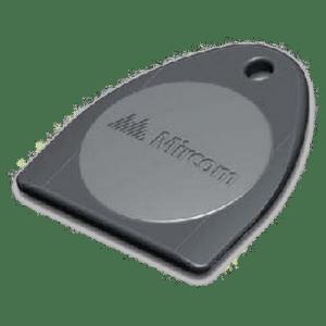 AWID Mircom Format Key Fob Front