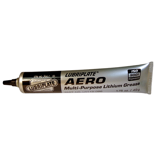 Lubriplate Lithium Grease Front