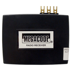 Linear MegaCode Receiver Front