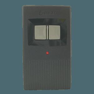 Linear MegaCode 2 Button Back