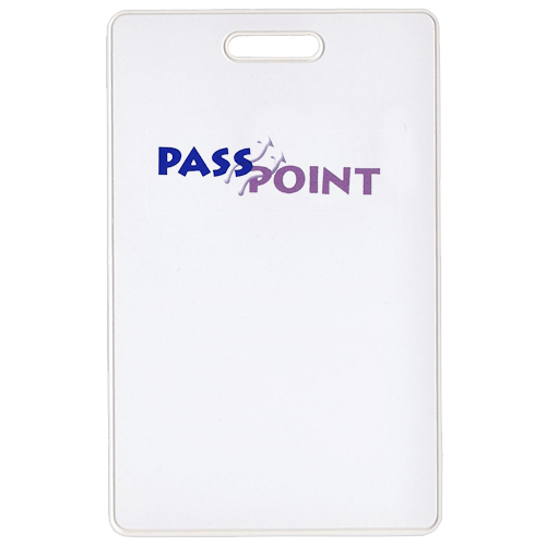 Honeywell Ademco PassPoint Proximity Card Front