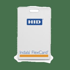 Keyscan Indala 36 Bit Proximity Card Front