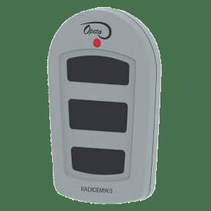 Manaras-Opera 3 Button Remote Front