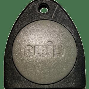 AWID 50 Bit RBH Format Proximity Key Fob Front