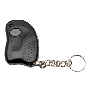 RCS 1 Button Keychain 433 MHz Front