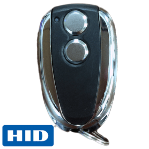 Multi Pass 2 Button Metal-HID Front