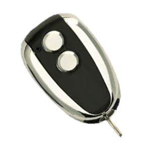 Select Pass 2 Button Metal Front