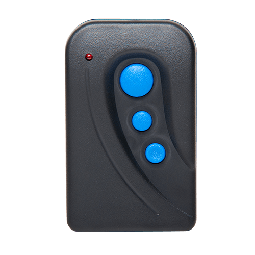 Stanley Secure Code 3 Button Front