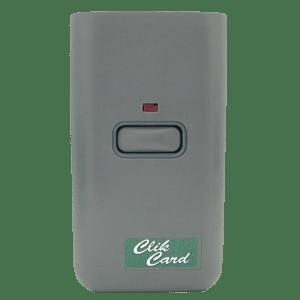 Sentex ClikCard 1 Button Front