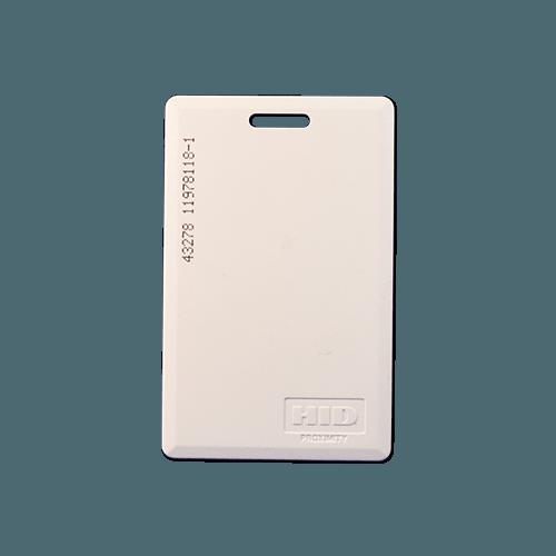 Sentex Touchplate Card Front